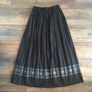 Vintage Vera Bradley Maxi Skirt